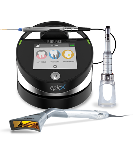 Clinica Ogodent - tratamentul parodontozei cu laser