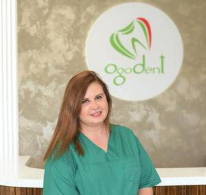 Clinica Ogodent - Dr. Denisa Rotaru medic specialist ortodontie si ortopedie dento-faciala